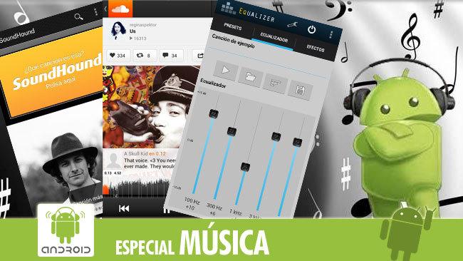 Especial música en Android: utilidades