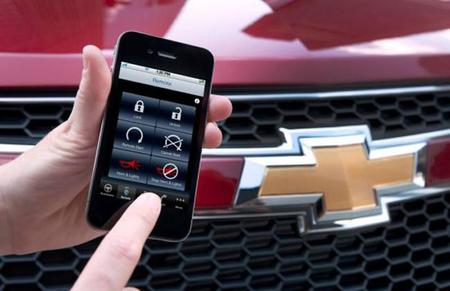 General Motors ofrecerá en sus coches apertura y arranque remoto a través de smartphones gratis