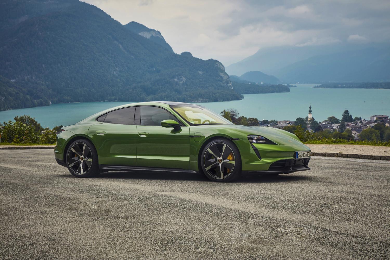 Foto de Porsche Taycan prueba contacto (160/275)