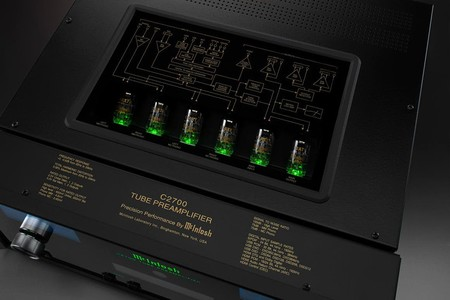Mcintosh Labs C270 Preamplifier