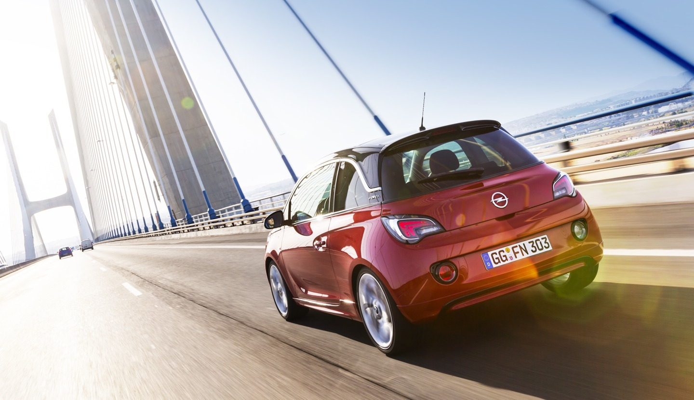 Foto de Opel Adam (4/50)