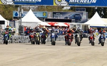 Doble victoria de Mauno Hermunen en la cita inaugural de SMGP en Jerez