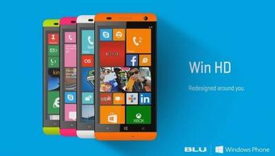 BLU Win HD ya está disponible en Amazon al precio de 179 dólares