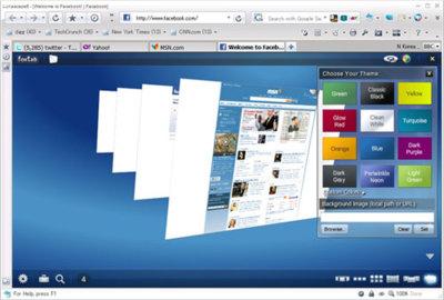 Lunascape 6: el navegador trimotor sigue mejorando
