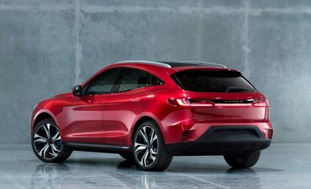 El SF5 es el nuevo coche eléctrico de SF Motors: un SUV con 480 km de autonomía que llegará primero a China