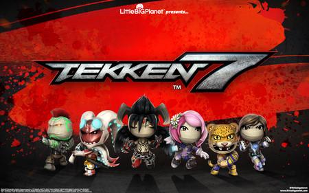 Los luchadores de Tekken 7 se cuelan en LittleBigPlanet 3 junto con otras estrellas de Bandai Namco