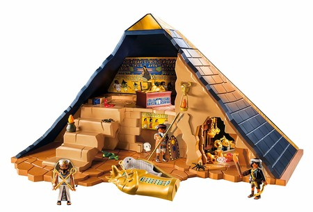 Playmobil Piramide