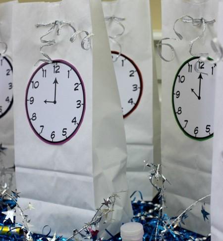 Countdown Bags V W