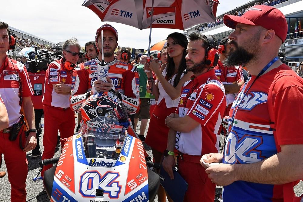 Andrea Dovizioso Ducati 2017 1