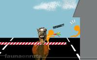 ¿Problemas con Tráfico? ¡Monta a caballo!