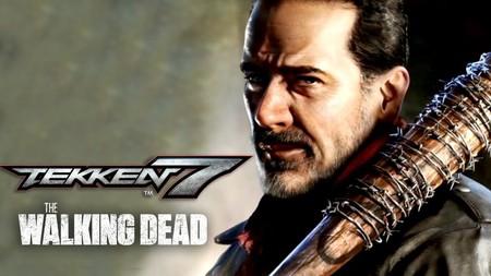 Tekken 7 muestra a Negan de The Walking Dead en movimiento y anuncia todos los luchadores de su segunda temporada