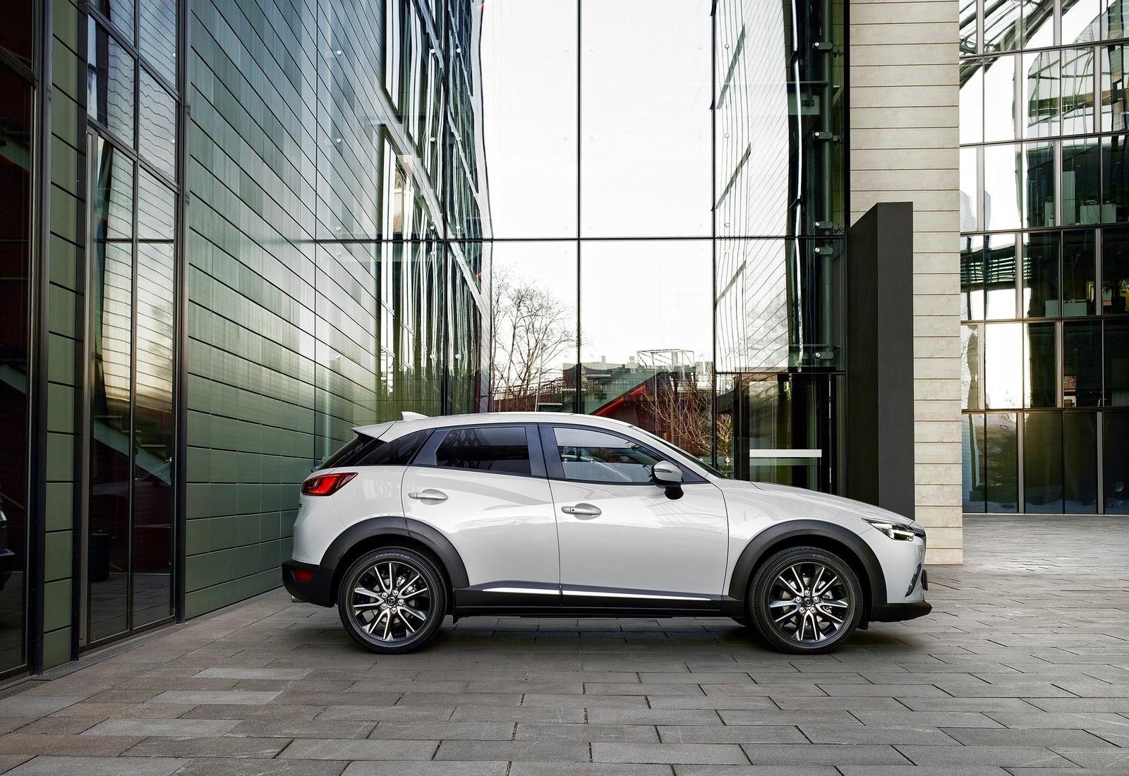 Mazda CX-3 2017 (9/10)