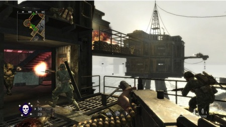 'Call of Duty: World at War'. Imágenes del tercer pack de mapas