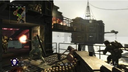 'Call of Duty: World at War'. Imágenes del tercer pack de mapas