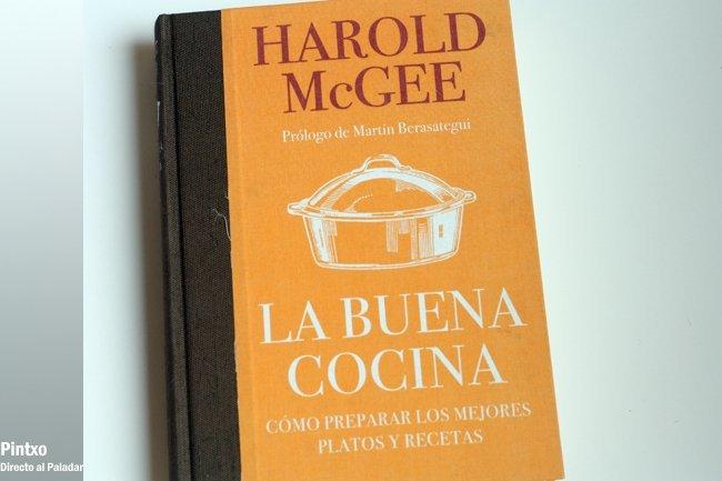 Harold McGee. La Buena Cocina