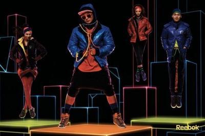 La campaña más eléctrica de Reebok: Rhythm of Lite