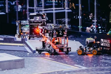 Robots Accion RoboMaster