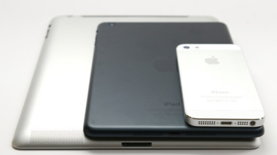 Apple no descarta un iPad de 13 pulgadas y un iPhone de mayor tamaño