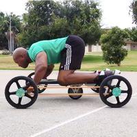 No es un potro de tortura, es una máquina para entrenar todo tu cuerpo: así funciona The Frog