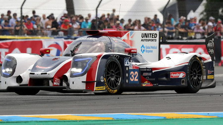 Montoya Le Mans 2018
