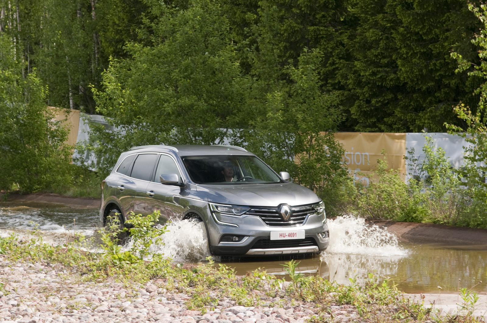 Foto de Renault Koleos 2017, toma de contacto (12/145)