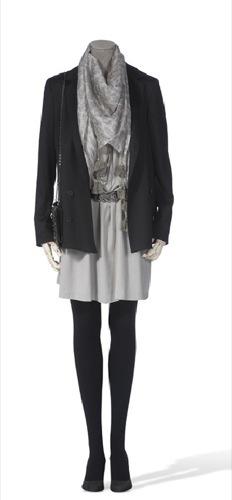 Vestidos de fiesta de Massimo Dutti, vestido