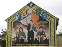Blogger Trip: Tour en taxi por los murales de Belfast