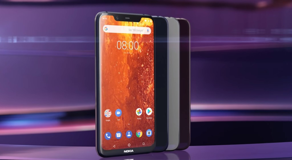Nokia 8.1: the new mid-range premium Nokia's bet on Android Walk, Snapdragon 710 and Zeiss lenses