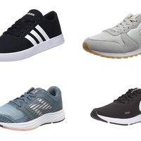 Chollos en tallas sueltas de zapatillas New Balance, Adidas, Skechers o Nike por poco más de 30 euros en Amazon
