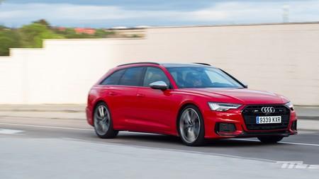 Audi S6 2019 Prueba 026