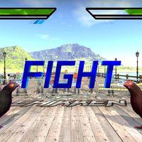Chikken es el mod de  Counter Strike: GO en el que dos gallinas demoníacas combaten al estilo Tekken