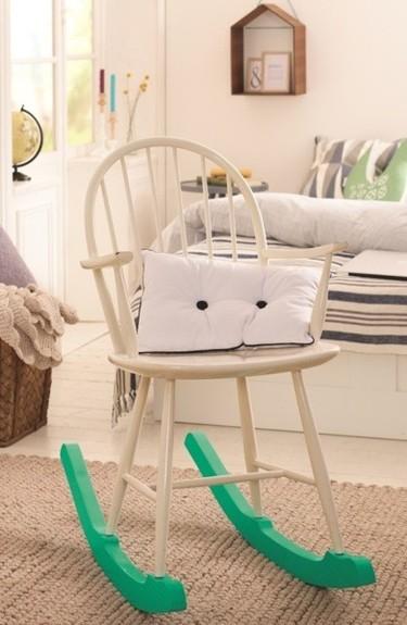 Hazlo tú mismo: convierte una silla en mecedora