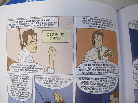 feynman NZ