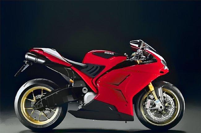 La hipotética nueva superbike