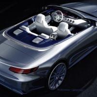 Así de espectacular se ve el Clase S Convertible que Mercedes-Benz está preprando