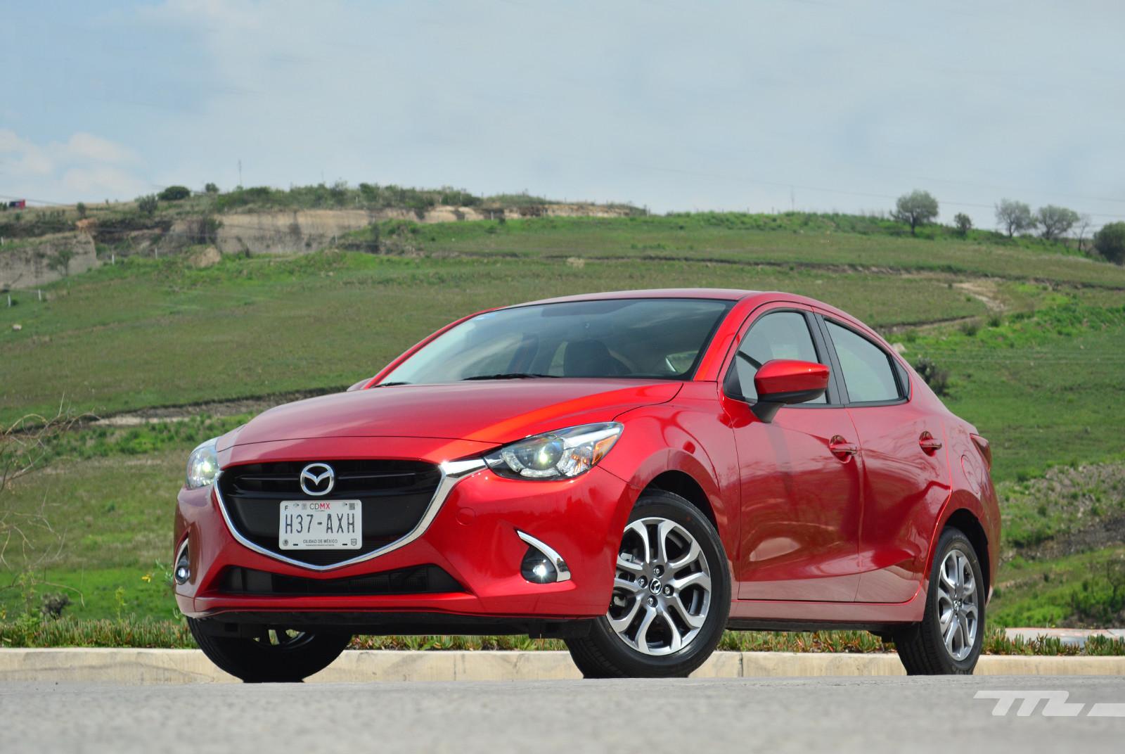Foto de Mazda 2 Sedán (prueba) (1/17)