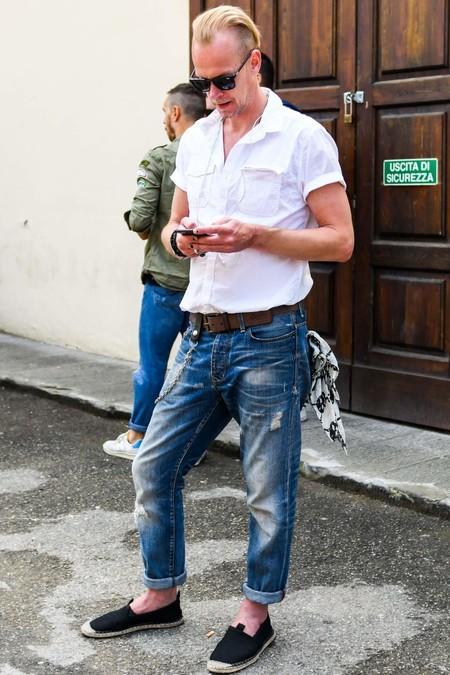 El Mejor Street Style De La Semana Las Alpargatas Conquistan La Calle De Cara Al Verano 06