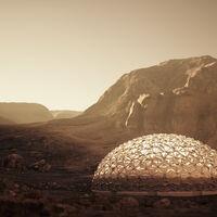 Nüwa: investigadores españoles diseñan una ciudad en Marte para un millón de habitantes, sostenible y protegida de la radiación