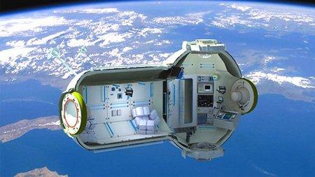 El hotel espacial será una realidad muy pronto