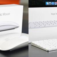 Unboxings de los nuevos Magic Mouse 2 y Magic Keyboard, comparativa y pequeños detalles