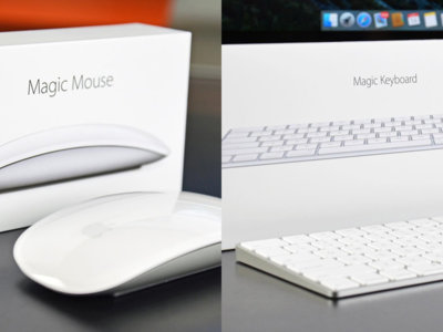 Unboxings de los nuevos Magic Mouse 2 y Magic Keyboard, comparativa y pequeños detalles