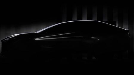Lexus desvelará muy pronto su futuro coche eléctrico y ya nos deja intuir su nuevo lenguaje de diseño