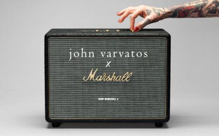 John Varvatos y Marshall crean un speaker con gran calidad de audio y diseño
