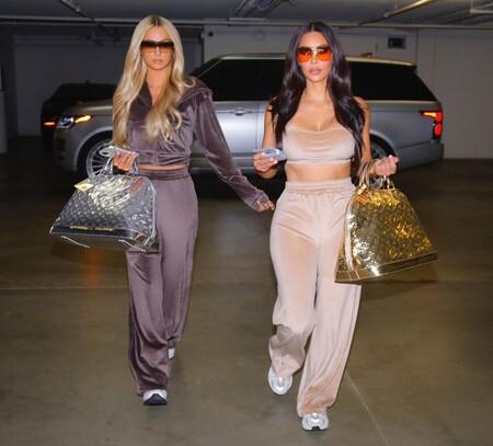 Kim Kardashian Paris Hilton Skims 01