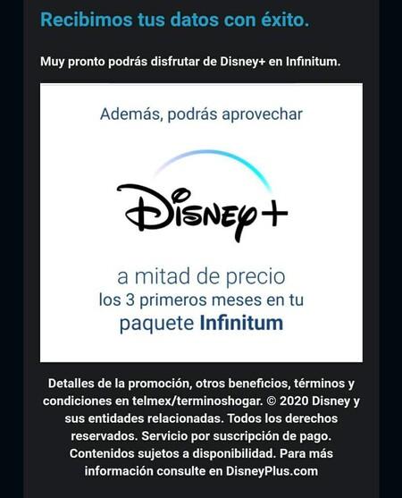 Confirmacion Telmex Disney 2
