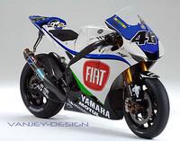 Fecha para la presentación del equipo Yamaha