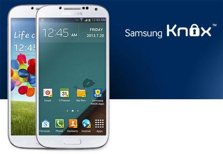 Samsung anuncia KNOX 2.0, ahora con autentificación biométrica y dual APN