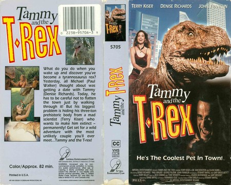 Tammy And The T Rex 1994