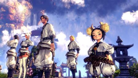 Blade and Soul, mezcla de MMORPG y artes marciales, se estrena en occidente