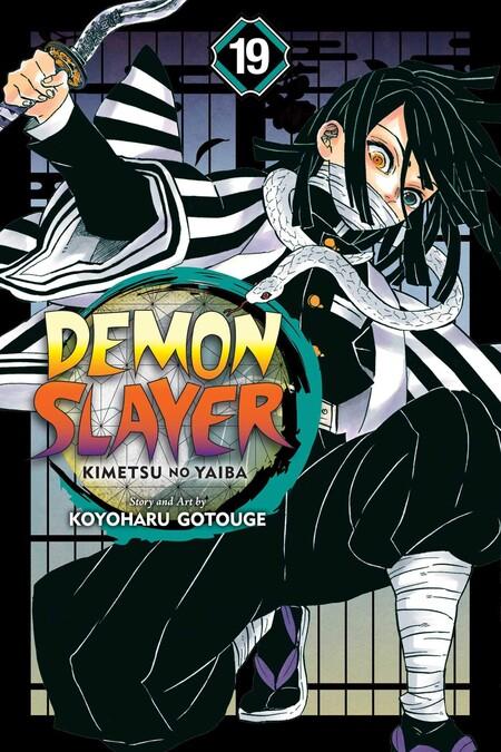 Demon Slayer Kimetsu No Yaiba Vol 19Demon Slayer: Kimetsu no Yaiba, Vol. 19